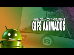 Hacer GIFS en Android
