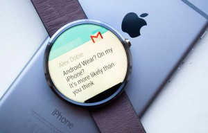 Conectar Android Wear con iPhone